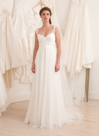 Ethereal wedding dress – French Bridal collection