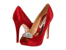 Badgley Mischka heels, available on zappos.com