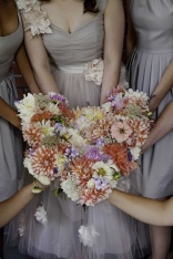 Beautiful bouquets, via ruffledblog.com