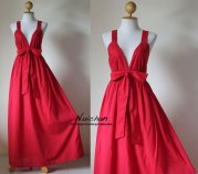 Bridesmaid dress, by Nuichan on etsy.com