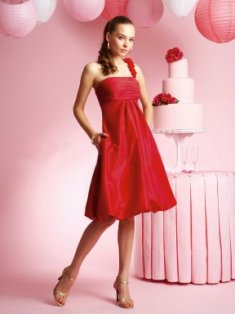 Bridesmaid dress from modatown.com