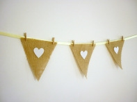 Bunting, by Wink on felt.co.nz