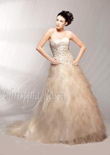 Christina Rossi CR6010 dress