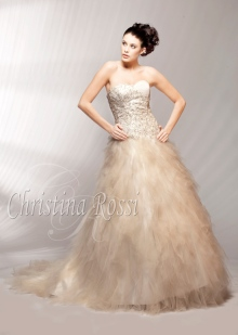 Christina Rossi CR6010 dress