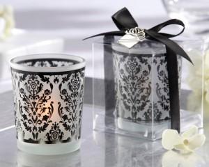 damask candles