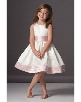 Flower girl dress NFG05 - from allureweddings.co.nz