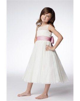 Flower girl dress NFG06 - from allureweddings.co.nz