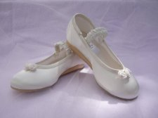 Flower girl shoes from missfrilly.co.nz