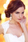 Great vintage-inspired hairstyle