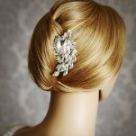 Hair jewellery, by GlamorousBijoux at etsy.com