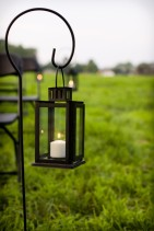 Hang lanterns in tree or on chairs (via rusticweddingchic.com)