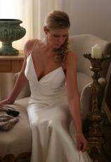 Kelly dress, by Alma J Bridal - almaj.co.nz