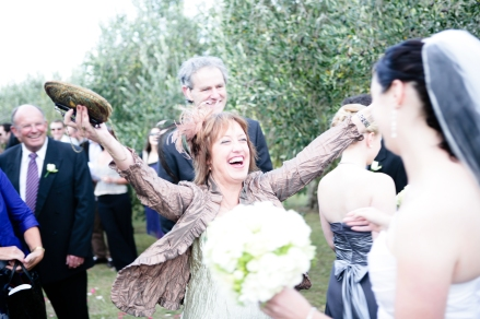Everyone deserves to have a mum who is this happy on your wedding day :)