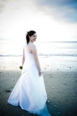 Me on Onetangi Beach, Waiheke Island