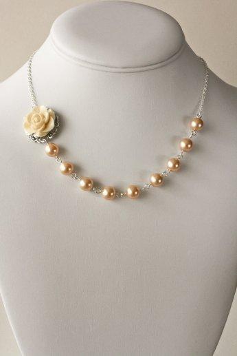 Necklace, by babycady on etsy.com