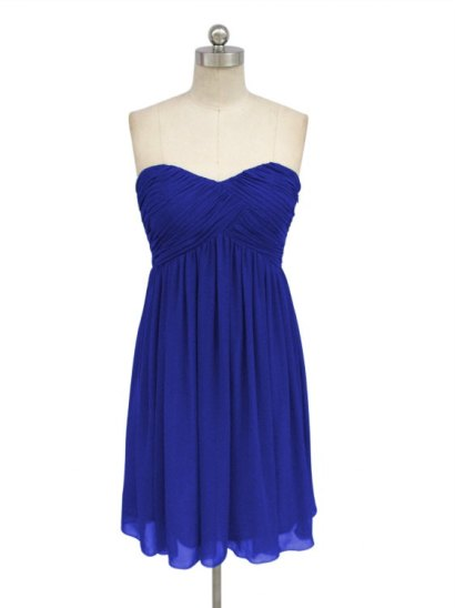 Bridesmaid dress, by SuperScissors on etsy.com