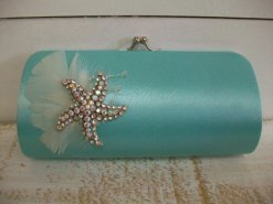 Clutch purse, by Parisxox on etsy.com