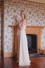 Dress from the tea rose collection, by Sally Eagle