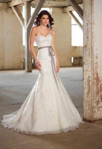 Essence dress, available at AlmaJ Bridal.