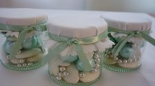 Favour jars, by dreamfavours on etsy.com