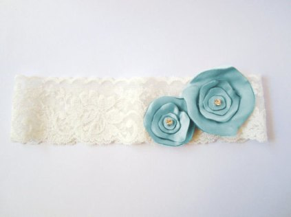 Garter, by NatalieBriggs on etsy.com