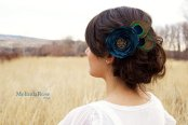 Hair accessory, by MelindaRoseDesign on etsy.com