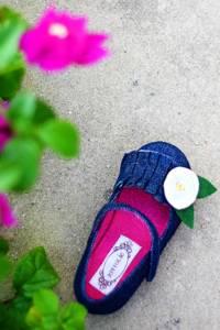 Jane shoe for flowergirls, from returntoeden.co.nz