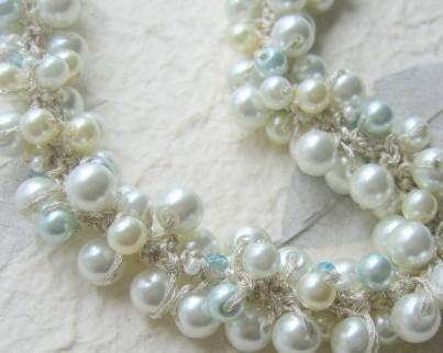 Necklace, by SerebaDesigns on etsy.com