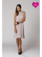One shoulder Mandy dress, from swishclothing.com.au