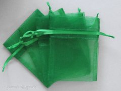 Organza bags, good for wedding favours. By wrapworks on etsy.com