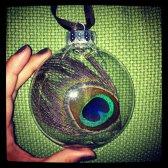 Ornamental ball, by FeatherheadStudio on etsy.com