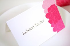 Placecards, by sarahcoatsdesigns on etsy.com