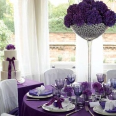 Purple reception