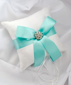 Ring bearer pillow, by weddingsandsuch on etsy.com