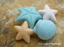 Soap wedding favours, by 2LovenHappiness on etsy.com