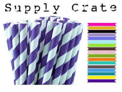 Straws, by SupplyCrate on etsy.com