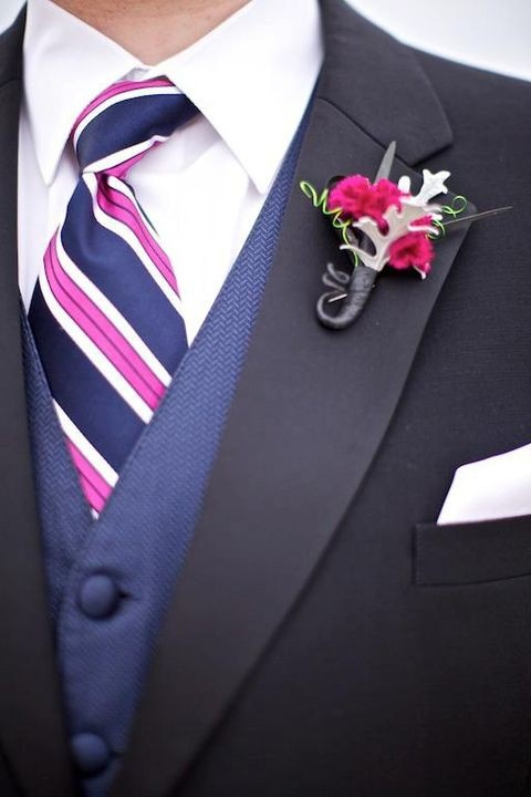 What the groom could wear