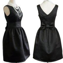 Audrey Hepburn-inspired dress, US$55, by Prettyobession on etsy.com