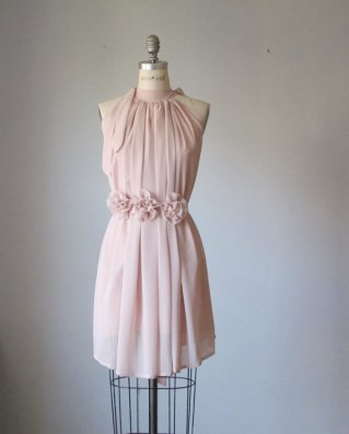Bridesmaid dress, by AtelierSignature on etsy.com