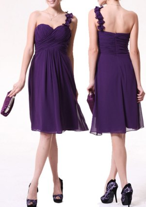 Bridesmaid dress, US$60 by Prettyobession on etsy.com