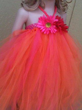 Flower girl dress, by pocketfulofposiesbou on etsy.com