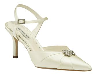 Gwyneth shoes, from fairytalebridal.co.nz