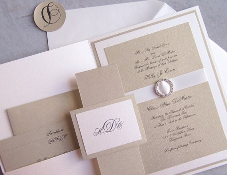 Invitation, by TheExtraDetail on etsy.com