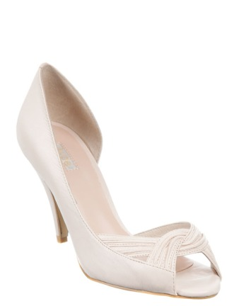 Nude Marilyn Monroe shoes, from theiconic.com.au