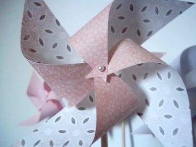 Pinwheels, by KlipsNscraps on etsy.com