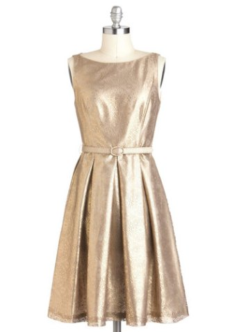 Shine And Dine dress, US$184.99 from modcloth.com