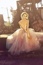 Tulle wedding dress, by ouma on etsy.com