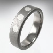 Wedding band, by spexton on etsy.com