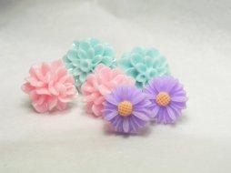 Bridesmaid earrings, by judysmithdesigns on etsy.com
