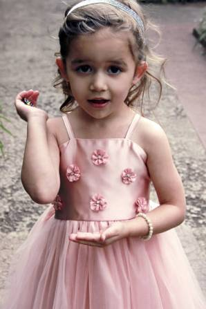 Cinderella dress, from returntoeden.co.nz